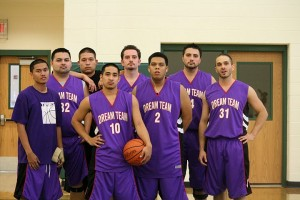 Asian American Baller of the Year: Brandon Snodgrass (3rd from left)