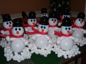 snowmen-army